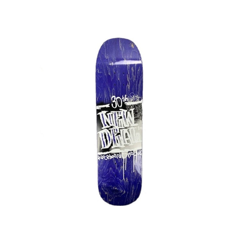 NEW DEAL SKATEBOARDS ANDY HOWELL NAPKIN FOUNDERS DECK PINK