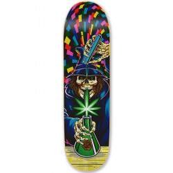StrangeLove Rolling Hills Mike Daher Guest Board By Sean Cliver Demian Skateboard Deck 8.5