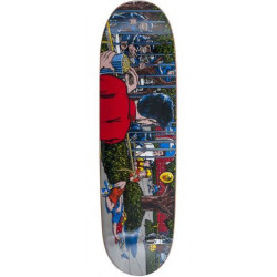 8.78x31.85 101 Skateboards Eric Koston Day At The Zoo HT Re-Issue Deck