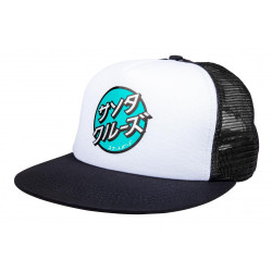Santa Cruz Cap Other Japanese Dot Mesh Back