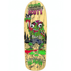 Heroin Craig 'Questions' Big Guy Skateboard Deck - 10""