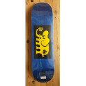 Black Label Skateboard Deck Elephant Block blue 8.5""