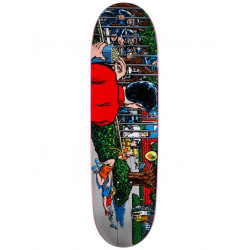 8.78x31.85 101 Skateboards Eric Koston Day At The Zoo Screen printed Re-Issue Deck