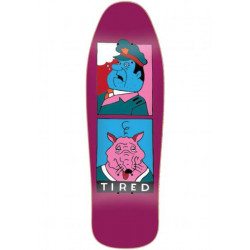 "COP AND RAT (9,7 x 30.8"") - 1989 Skateboard deck"
