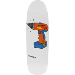 POWER TOOL 9.25 SIGAR - Skateboard deck