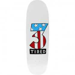 NUMBER THREE 9.25 - DONNY - Skateboard deck