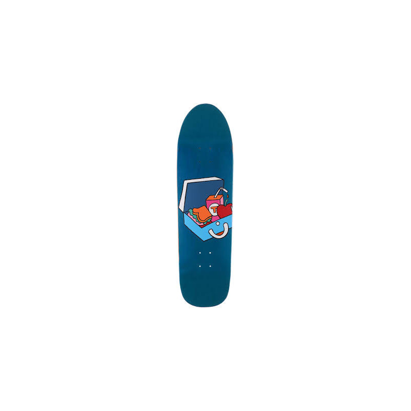 PACKED LUNCH 9.189 SLICK - Skateboard deck