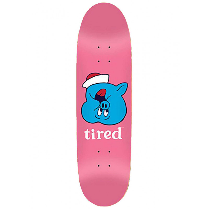 PIG UPSIDE DOWN FACE 8.625 - JOEL Skateboard deck
