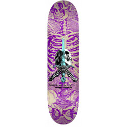 Powell-Peralta Ray Rodriguez Skull & Sword Popsicle 9""