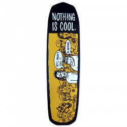 BLOCKHEAD NOTHING IS COOL PARTY 32.75 X 8.75″