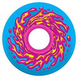 Slime Balls OG Slime 78a Blue/Pink 60mm Skateboard Wheels
