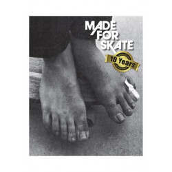 Made for Skate 10th Anniversary Edition Book