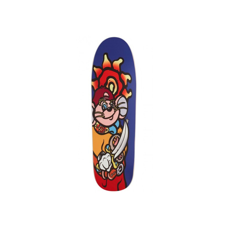 Plateau de skateboard New Deal - Douglas Pirate Mouse 9.25 - SLICK