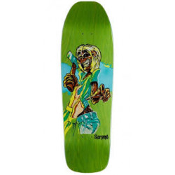 New Deal Sargent Killers HT Skateboard Deck - Green - 9.825""