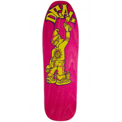 New Deal Tagger HT Skateboard Deck - Pink - 9.50""