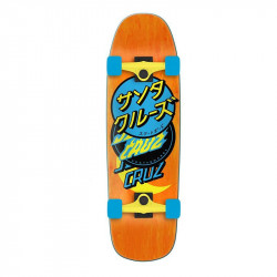 Skateboard complet Santa Cruz Group Dot 80's Cruzer 9.5""
