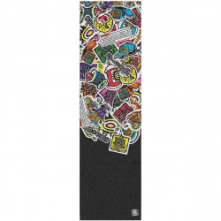 "New Deal Skateboards Sticker Pile Griptape 10"" x 33"""