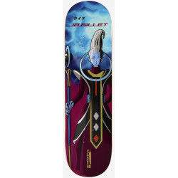 "PRIMITIVE X DRAGON BALL SUPER GILLET WHIS 8.38"" DECK (BURGUNDY)"