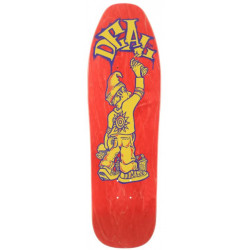TAGGER 9.5 LTD SCREEN PRINT SKATEBOARD DECK