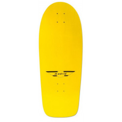 PLATEAU DE SKATEBOARD MADRID MIKE SMITH YELLOW DUCK REISSUE