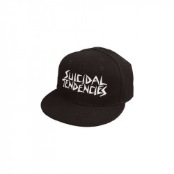 DOGTOWN SNAPBACK SUICIDAL ST OG EMBROIDERED BLACK