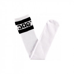 DOGTOWN TUBE SOCKS WHITE/BLUE
