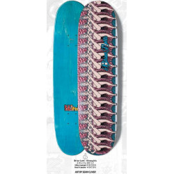 Blind - Brian Lotti - Showgirls Skateboard Deck