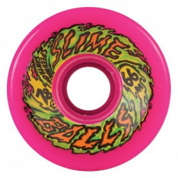 66MM SLIME BALLS 66S 78A WHEELS PINK