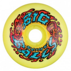 65mm Slime Balls Big Balls 97a Yellow