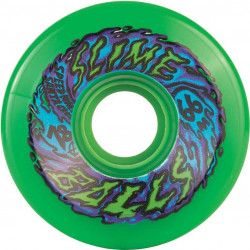 66MM SLIME BALLS 66S 78A WHEELS GREEN