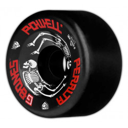 Skateboard Wheels Powell Peralta G Bones 97A - 64 - black