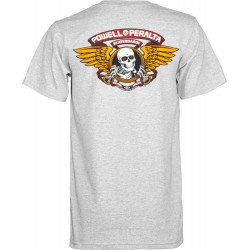 T-shirt Powell-Peralta™Winged Ripper Grey