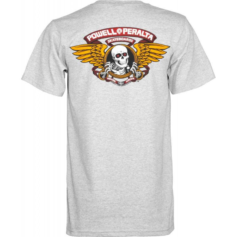 T-shirt Powell-Peralta™Winged Ripper Navy