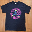 Skate Till Death T-shirt Logo Black