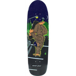 "Street Plant Bigfoot Handplant Skateboard Deck - 8.5"" x 32"""