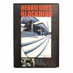 Blockhead Debbie Does Blockhead/ Recycled Rubbish DVD