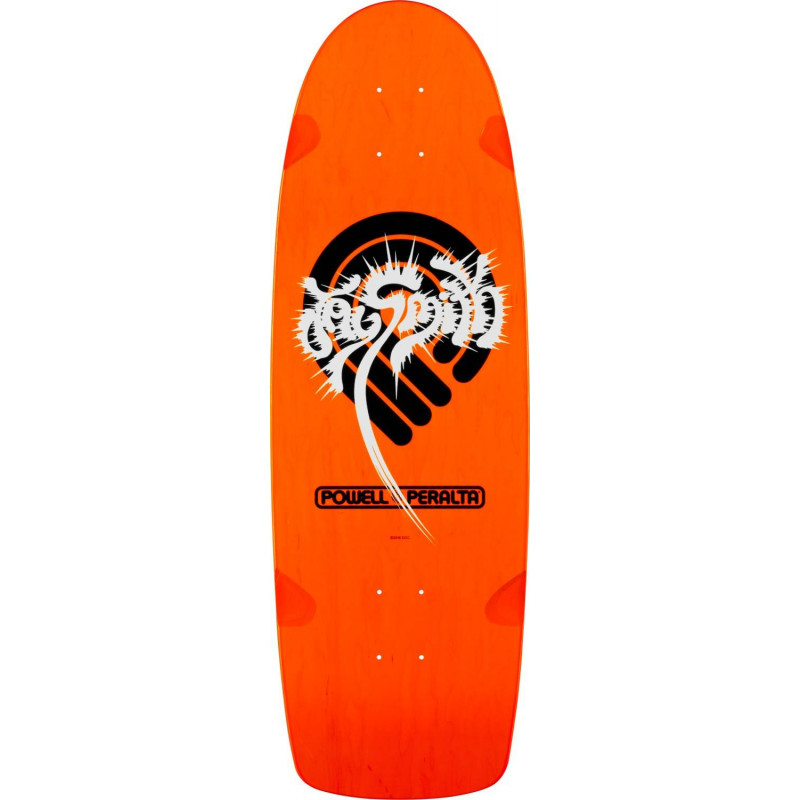 Skateboard deck Powell Peralta Jay Smith Original Orange - 10 x 31