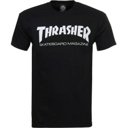 Thrasher Skate Mag T-Shirt Black