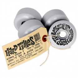 Hard Times Wheels - 60mm