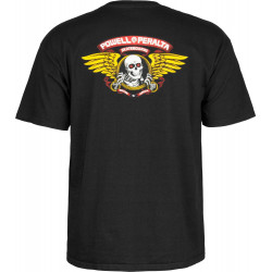 T-shirt Powell-Peralta™ Winged Ripper Black