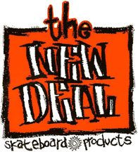 The New Deal Skateboards